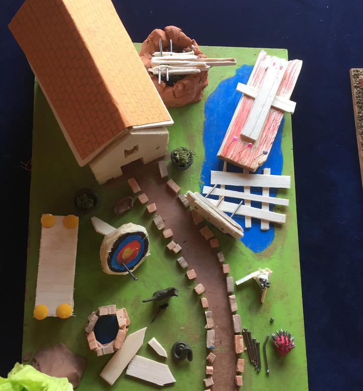 Miniature Farm Project
