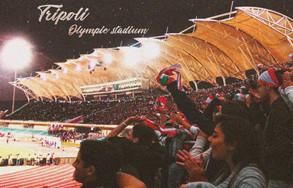 Tripoli Olympic Stadium - Fouad Fazaa