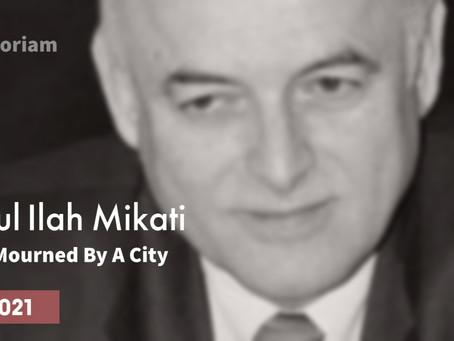 In Memoriam: Dr. Abdul-Ilah Mikati