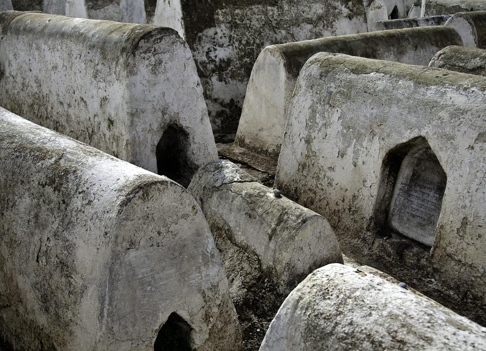 Jewish Cemetery, Essaouira