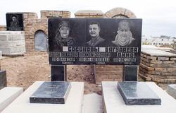Jewish Cemetery, Samarkand
