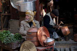 Copper Sellers, Fez
