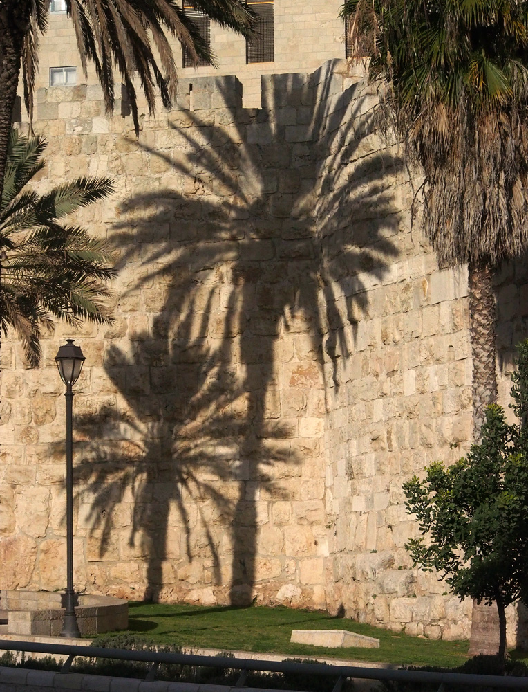 Old City Walls, Jerusalem