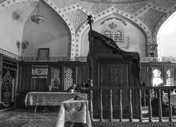 Synagogue, Samarkand
