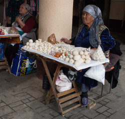 Kurt cheese, Tashkent