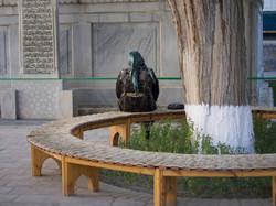 Sufi Temple, Uzbekistan