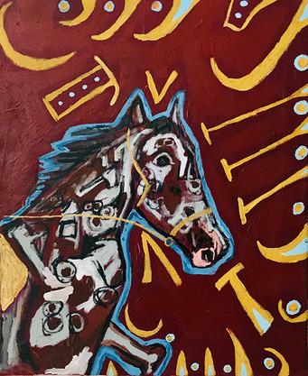 Nez Perce Horse