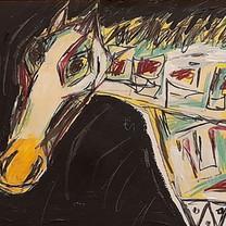 natthäst / night horse