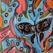 kâmâmahk / butterfly