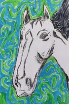 white horse 4.14.2021