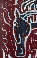 Prussian Blue Horse 2