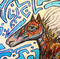 vindhäst.2 / windhorse.2