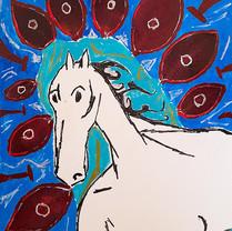 ᑭᓭᐊᐧᐢᑎᒼ / a kind horse