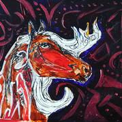 kvällhäst / evening horse