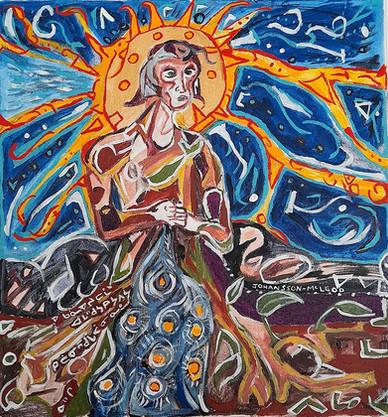 ê-kânâwêyihtamâhk acahkosakiyapiya kitâniskocâpâninaw ohci / we hold on to the thread of stars of our ancestors