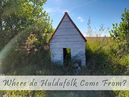 Icelanders and the Elves / Huldufolk