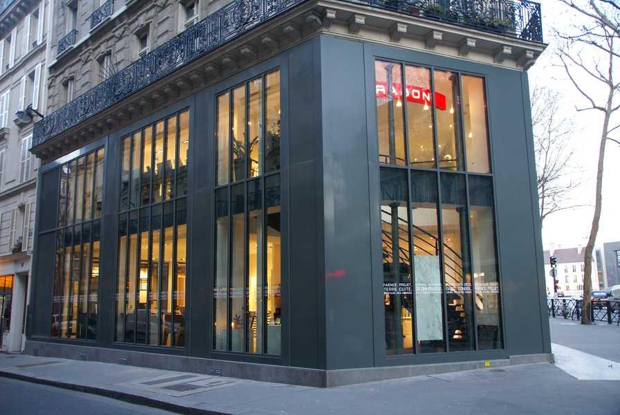 Miroiterie Dewerpe -Mur rideau - façade