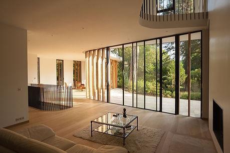 menuiserie minimaliste - Paris - Boulogne Billancourt - Neuilly sur Seine
