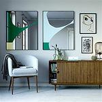 En tant qu'illustratrice, le travail d'Inge Rylant se caractérise par deux caractéristiques principales: la sérigraphie et l'esthétique japonaise. Pour MIKA, Inge a associé la nature tactile de la sérigraphie au style visuel du photographe japonais Yoshi Takata, qui a travaillé pour le couturier français Pierre Cardin dans les années 60-70. Le résultat est une interaction subtile de champs de couleurs abstraits, un choix parfait pour les amateurs de design contemporain. MIKA est un nom de jeune fille japonaise populaire qui contient à la fois les caractères 美 (beauté) et加(augmentation). Davantage de beauté, n'est-ce pas ce que nous voulons tous? Mika est disponible en deux variantes de couleur.