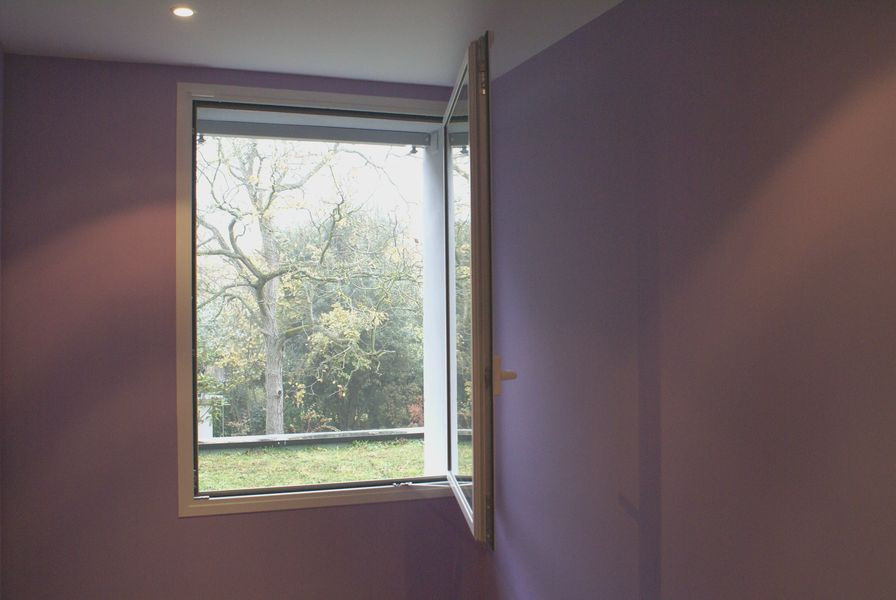 Fenêtre oscillo-battante 1 vantail