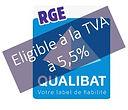 Qualibat RGE  - Paris - Boulogne - Neuilly - Miroiterie Dewerpe