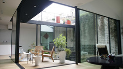Fenêtre minimales et angles ouvrants