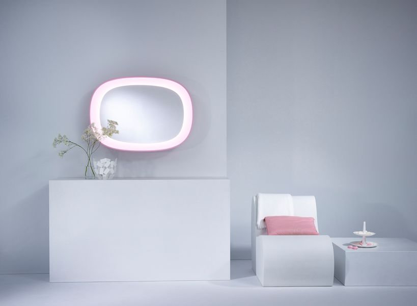 Scoop light white-pink