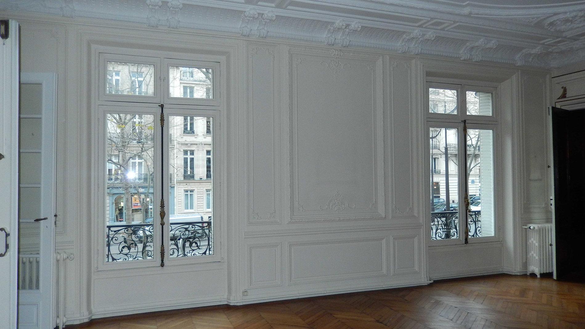 miroiterie dewerpe fen tres porte fen tres bois paris. Black Bedroom Furniture Sets. Home Design Ideas