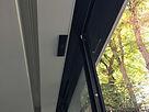Miroiterie Dewerpe - fenêtre minimale - Motorisation de coulissants