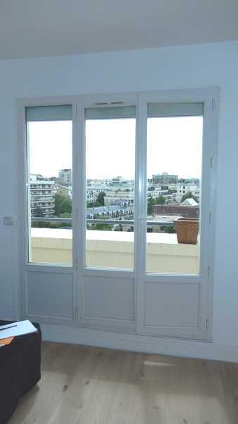 NMS Porte fenêtre PVC