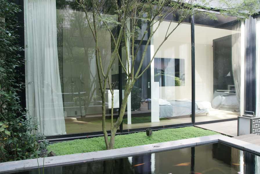 Miroiterie Dewerpe - Itar architecture -