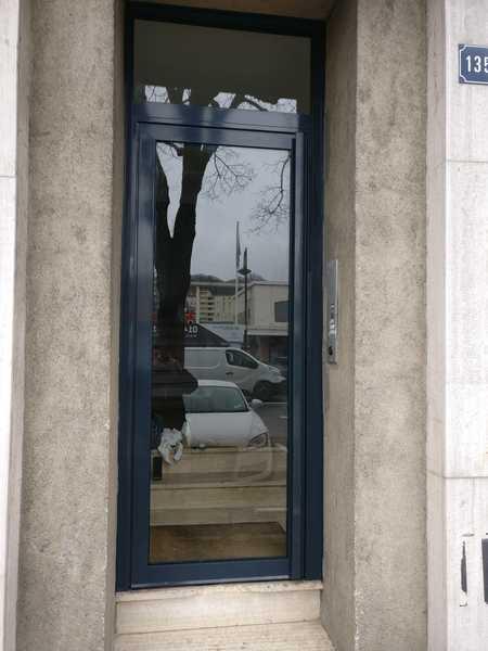 Porte d'entrée 1 vantail