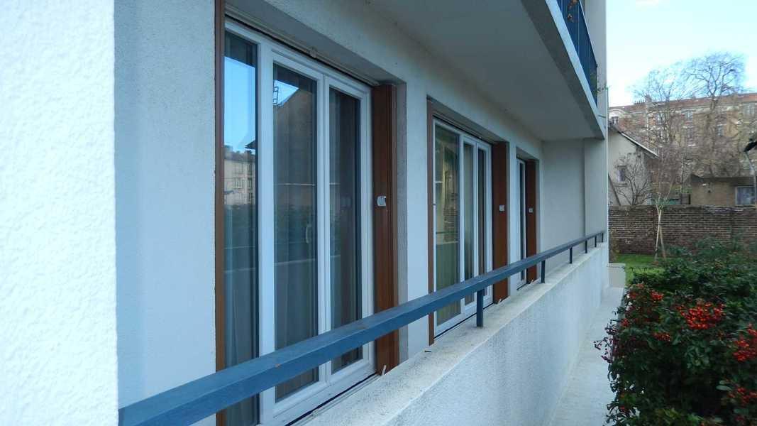 Double fenêtre PVC