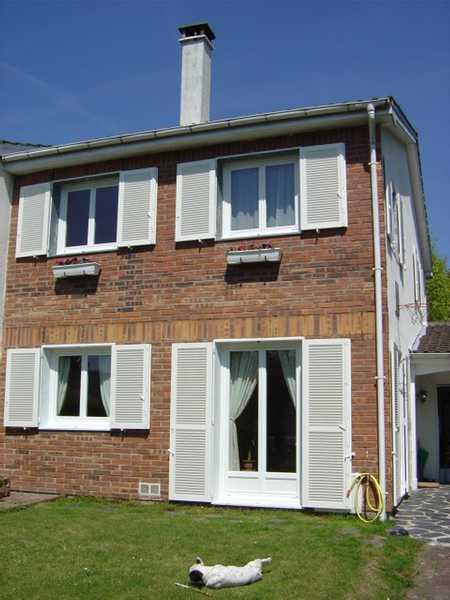 Porte-fenêtres PVC