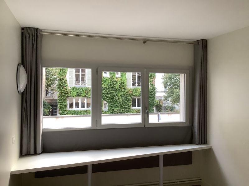 Fenêtre double avec 1 fixe
