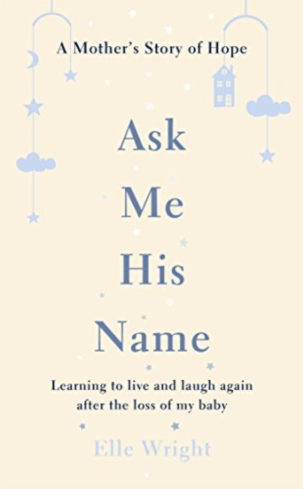 Ask Me His Name, by Elle Wright
