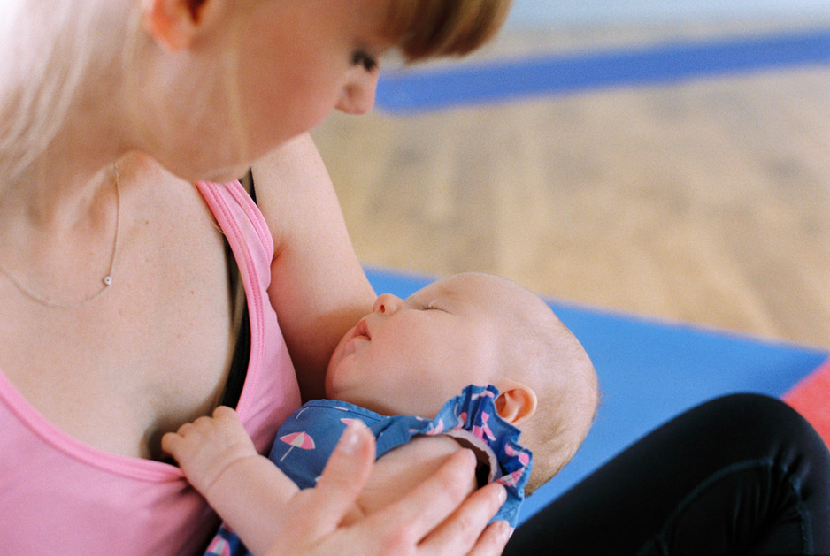 Breathing into Movement: the first steps to healing your postnatal body.
