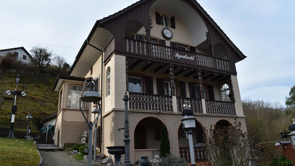 EFH Fassade, Turgi