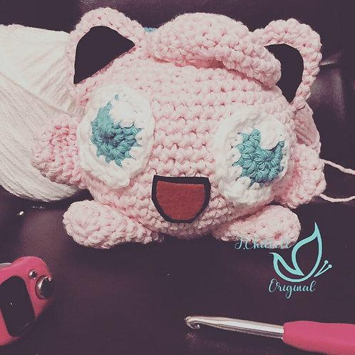 Mini Jigglypuff Plush