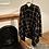 Thumbnail: Black Tweed Cape Scarf