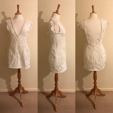 Beaded Faye Dress