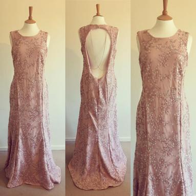 Chelsea backless Dress