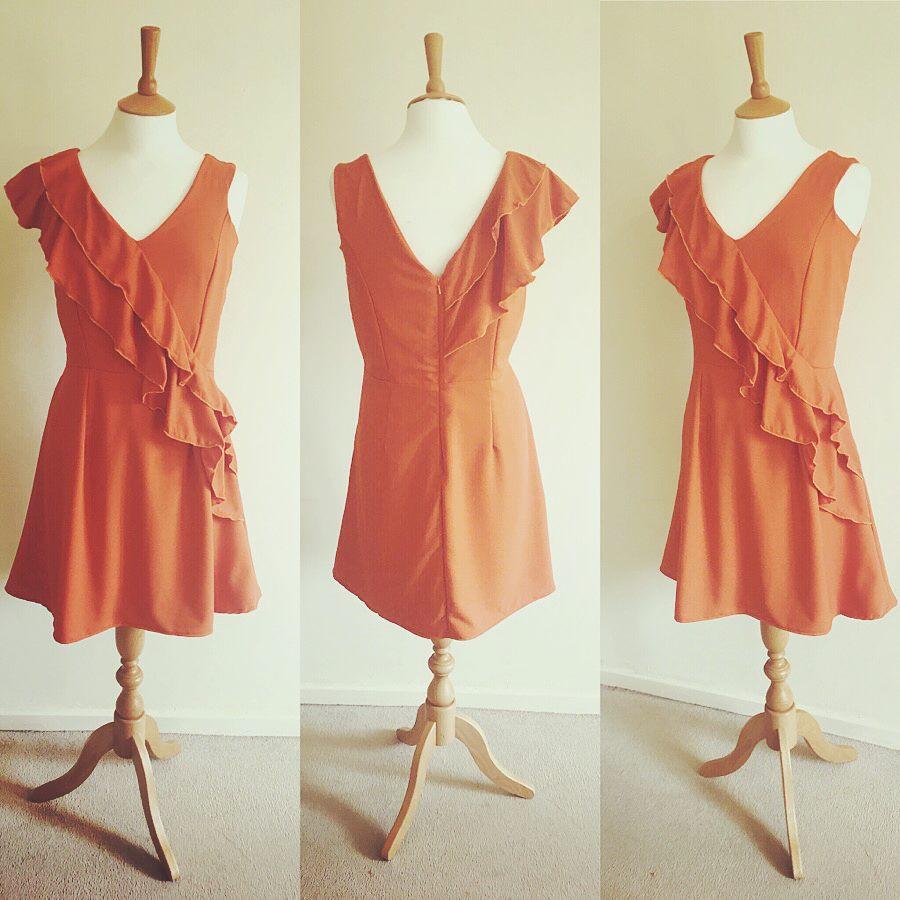 Liliah Dress