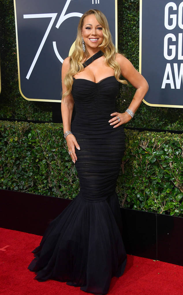Mariah Carey Photo - Frazer Harrison_Getty Images