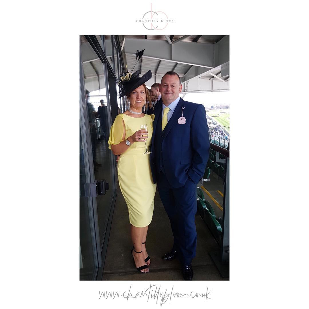 Sherry Dress and matching tie