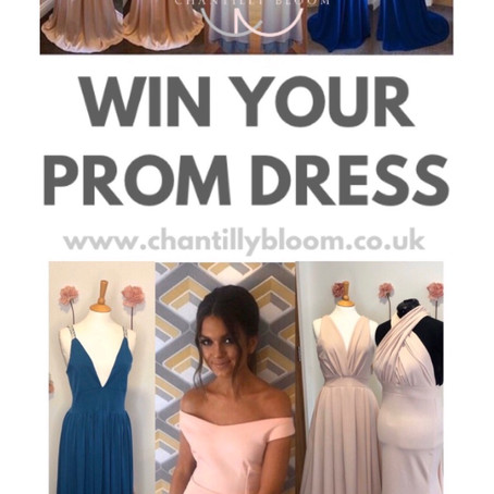 Win Your Prom Dress 2020