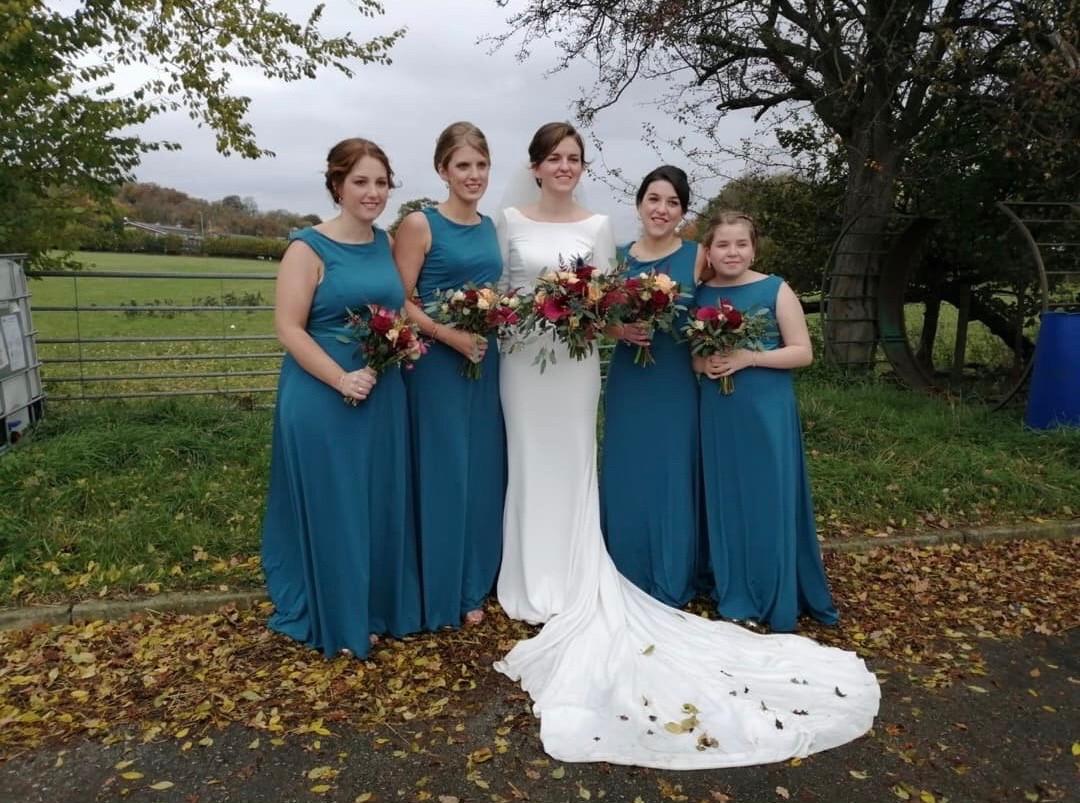 Miriam Bridesmaids