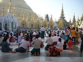 Swedagon Pagoda, Yangon.JPG