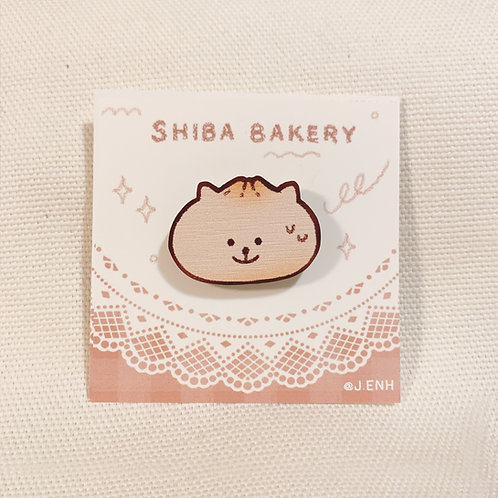 steamed bun wooden pin