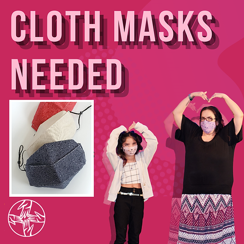 DONATE a mask - Downtown Eastside Women's Centre